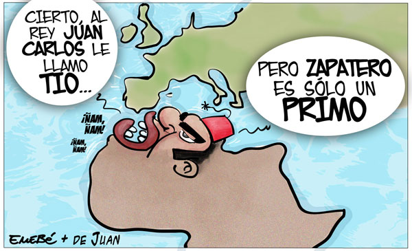Marruecos, el vecino de abajo