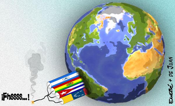 Nacionalismos en América del Sur