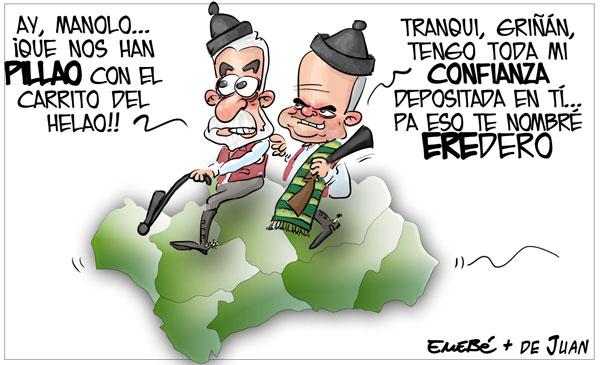 Los EREs de Andalucía