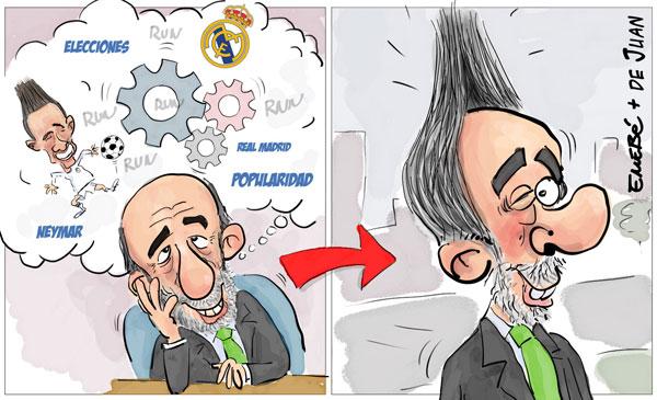 ¿Vendrá Neymar al Madrid?
