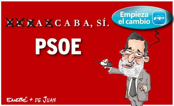 El PP en campaña
