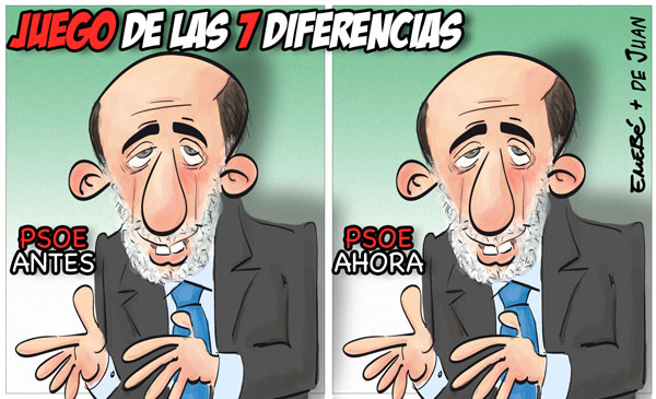 Rubalcaba, líder del PSOE
