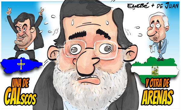 Elecciones en Andalucía y Asturias