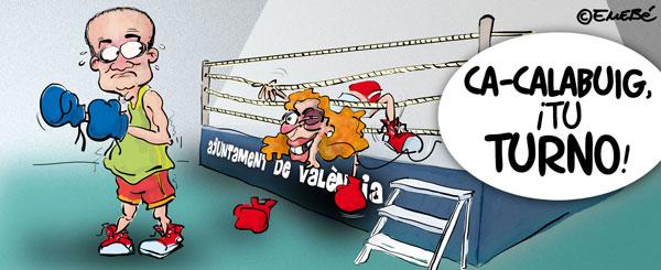 Calabuig candidato a la alcaldía de Valencia por el PSPV