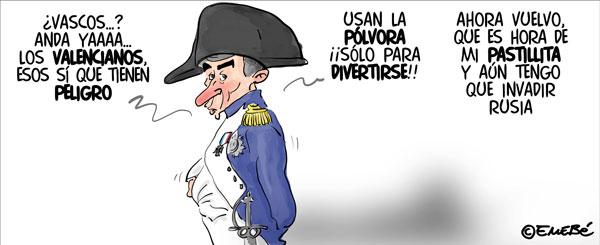 Ramón Jáurregui diciendo tonterías