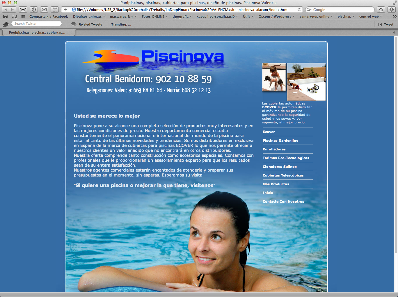 Piscinova