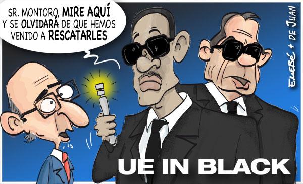 UE in Black