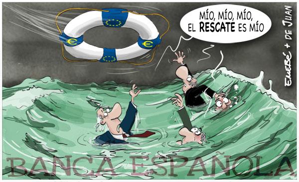 Rescate a la banca española