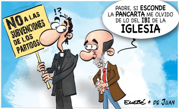 El PSOE contra el recorte a la financiación de los partidos políticos