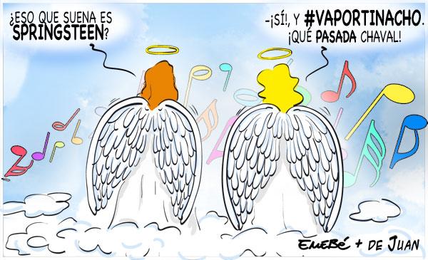 #VaportiNacho