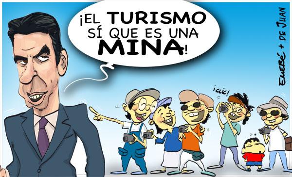 Llegan los mineros a Madrid