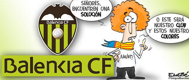 Generalitat CF vs Bankia CF