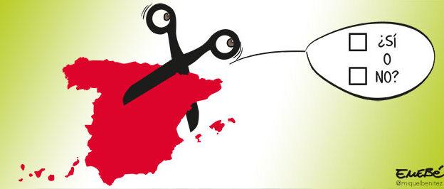 La consulta catalana